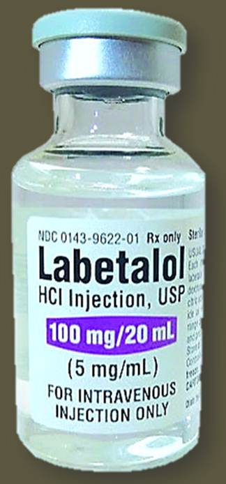 Labetalol-injection